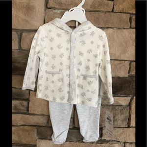 NEW!! Ralph Lauren Adorable 2 piece baby outfit 6M